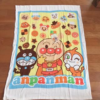 アンパンマン(アンパンマン)のアンパンマン 大判バスタオル(タオル/バス用品)