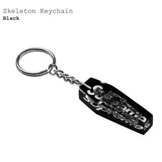 Supreme - Supreme20ss Skeleton keychain Black