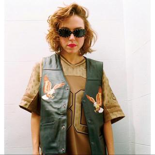 シュプリーム(Supreme)のsupreme poyale sunglasses サングラス ブラック(サングラス/メガネ)