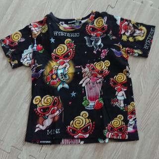 ヒステリックミニ(HYSTERIC MINI)のヒスミニ Tシャツ 100(Tシャツ/カットソー)