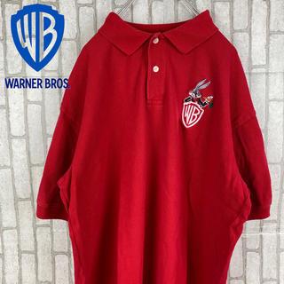 ディズニー(Disney)の【 WARNER BROS 】WB ポロシャツ ワンポイント かわいい(ポロシャツ)