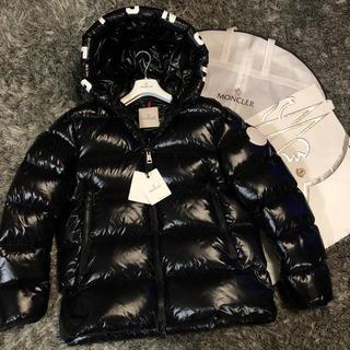 モンクレール(MONCLER)のモンクレール 正規品 DUBOIS サイズ6 大きいサイズ ブラック レア 美品(ダウンジャケット)