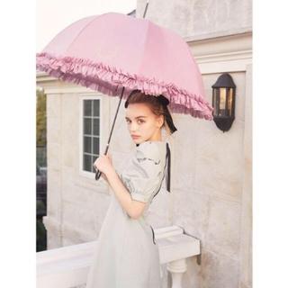 メゾンドフルール(Maison de FLEUR)のメゾンドフルール 傘 日傘 晴雨兼用(傘)