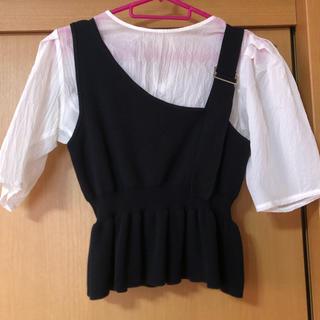 ムルーア(MURUA)のMURURA トップス(シャツ/ブラウス(半袖/袖なし))