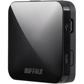 Buffalo - BUFFALO 11ac/n/a/b/g 無線LAN Wi-Fiルータ ブラック