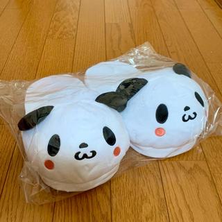 ラクテン(Rakuten)のお買いものパンダ スリッパ 楽天(キャラクターグッズ)