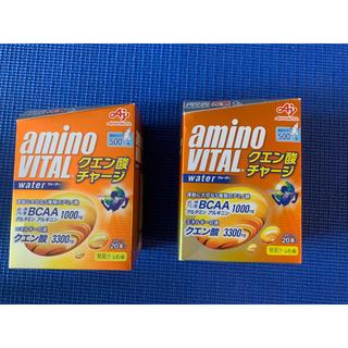 アジノモト(味の素)のアミノバイタル クエン酸チャージ40本(トレーニング用品)