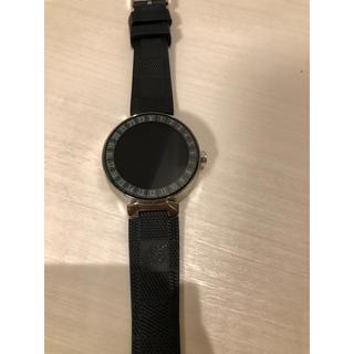 ルイヴィトン(LOUIS VUITTON)のルイヴィトン タンブールホライゾン スマートウォッチ QA004Z 各付属品あり(腕時計(デジタル))