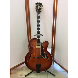 ギブソン(Gibson)のD'Aquisto DQ-NYE New Yorker ダキスト日本製 極美品(エレキギター)