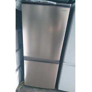 シャープ(SHARP)のSHARP 137L 2ドア冷蔵庫  💍2019年製💍(冷蔵庫)