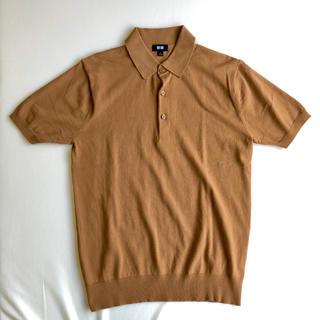 UNIQLO 半袖ニットポロシャツ