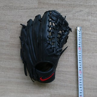 ナイキ(NIKE)の軟式野球用グローブ(オールラウンド)(グローブ)