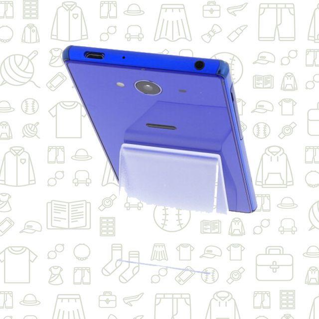 AQUOS(アクオス)の【B】AQUOSZETA/SH-01H/32/docomo スマホ/家電/カメラのスマートフォン/携帯電話(スマートフォン本体)の商品写真