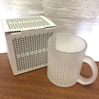 ルイヴィトン(LOUIS VUITTON)の新品未使用 FONDATION LOUIS VUITTON マグカップ クリア(グラス/カップ)