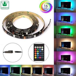 Dazone LEDテープライト テレビ PC照明 USB式 TVバックライト (蛍光灯/電球)