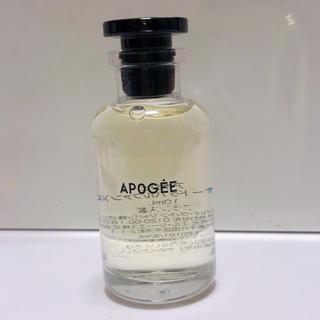 ルイヴィトン(LOUIS VUITTON)のヴィトン 香水 アポジェ 10ml(その他)