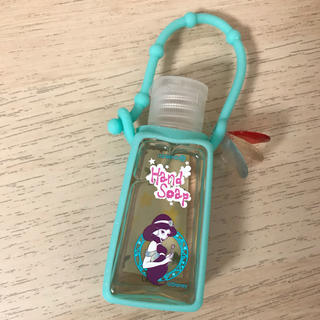ディズニー(Disney)の携帯用ハンドソープ(ボトル・ケース・携帯小物)