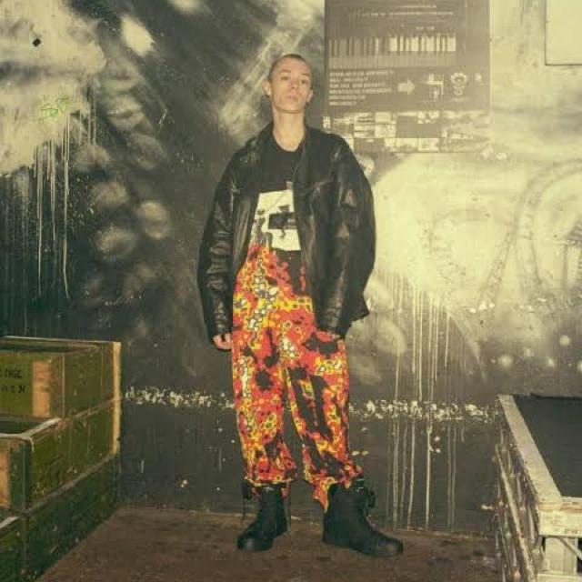 JULIUS(ユリウス)のjulius 2018fw イージーバギーパンツ メンズのパンツ(サルエルパンツ)の商品写真