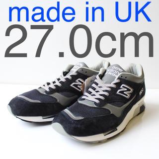 ニューバランス(New Balance)の新品 UK製 ニューバランス M1500 PNV ネイビー 27.0cm(スニーカー)