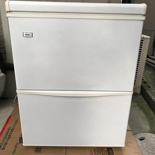 ハイアール(Haier)の冷凍庫 ハイアール JF-ND110F 今週限定値下げしました。(冷蔵庫)