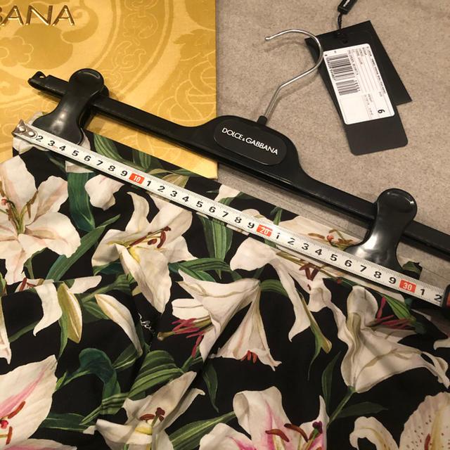 DOLCE&GABBANA(ドルチェアンドガッバーナ)の dolce&gabbana♡花柄スカート レディースのスカート(ミニスカート)の商品写真