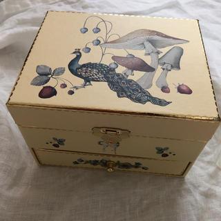 ボンポワン(Bonpoint)の新品 Konges Sloejd コンゲスロイド オルゴール 宝箱(その他)