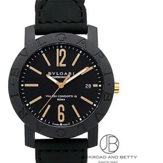 BVLGARI - ブルガリ ブルガリブルガリ カーボンゴールド メンズ 腕時計