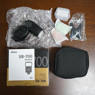 ニコン(Nikon)のNikon スピードライト SB-700(ストロボ/照明)