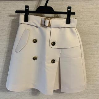 ダズリン♡トレンチ風ミニスカート