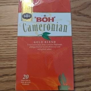 ボー(BOH)の【新品未開封】BOH GOLD BLEND ボーゴールドブレンド 紅茶(茶)