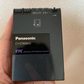 パナソニック(Panasonic)のパナソニック ETC CY-ET908KD(ETC)