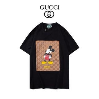 グッチ(Gucci)の「2枚8000円送料込み」春夏/グッチーミッキーマウスTシャツ②(Tシャツ(半袖/袖なし))