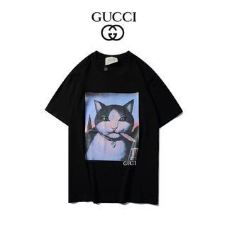 グッチ(Gucci)の新品「2枚8000円送料込み」春夏/グッチーねこTシャツ④(Tシャツ(半袖/袖なし))