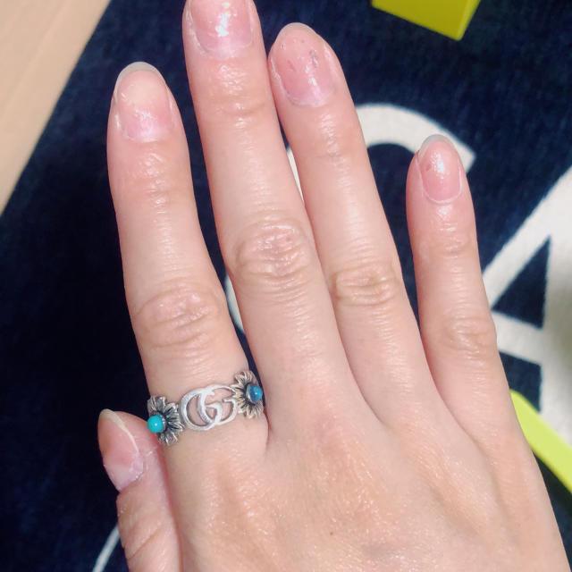 Gucci(グッチ)のGUCCI フラワーリング レディースのアクセサリー(リング(指輪))の商品写真