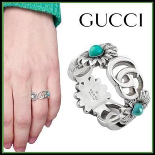 Gucci - GUCCI フラワーリング