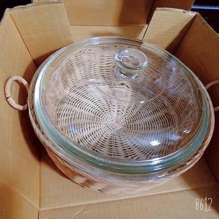 パイレックス(Pyrex)の[未使用]パイレックス耐熱ガラス(食器)