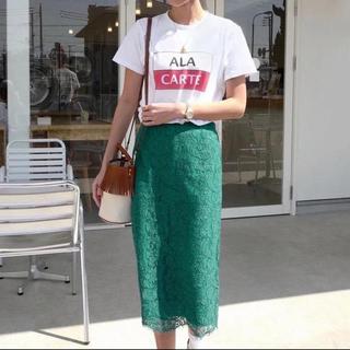 ロンハーマン(Ron Herman)のgypshonia  ALACARTE  Tee(Tシャツ(半袖/袖なし))