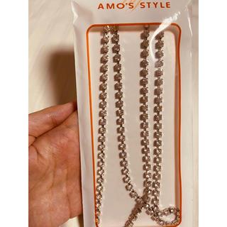 アモスタイル(AMO'S STYLE)のトリンプ ブラストラップアクセサリー(その他)
