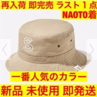 ジーユー(GU)の大型店限定 即完売 バケットハット バケハ GU STUDIO SEVEN +E(ハット)