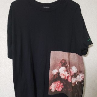 ラフシモンズ(RAF SIMONS)のRAF SIMONS Tシャツ 権力の美学(Tシャツ/カットソー(半袖/袖なし))