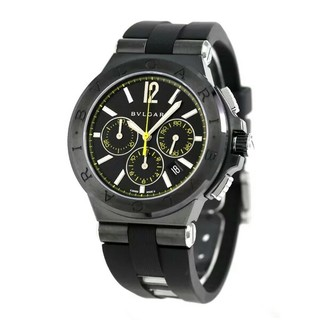 BVLGARI - ブルガリ 時計 BVLGARI ディアゴノ ウルトラネロ 腕時計