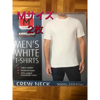 コストコ(コストコ)のコストコカークランド クルーネックシャツ(Tシャツ/カットソー(半袖/袖なし))