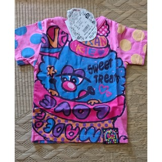 ラブレボリューション(LOVE REVOLUTION)の新品未使用 ラブレボ Tシャツ(Tシャツ/カットソー)