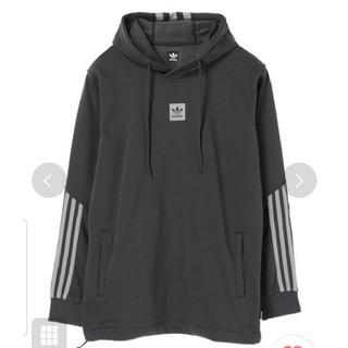 adidas - adidas★スケートボーディング パーカー★フード adidas