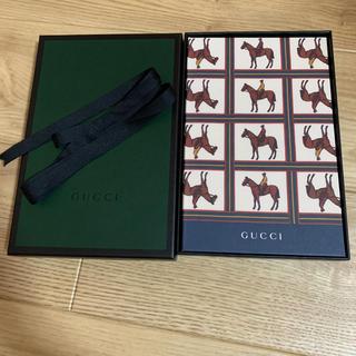 グッチ(Gucci)の非売品 GUCCI  ノベルティ レターセット(ノート/メモ帳/ふせん)