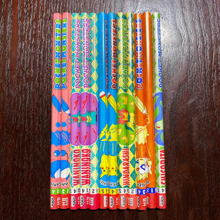 ポケモン(ポケモン)のポケットモンスター 鉛筆  HB  12本(鉛筆)
