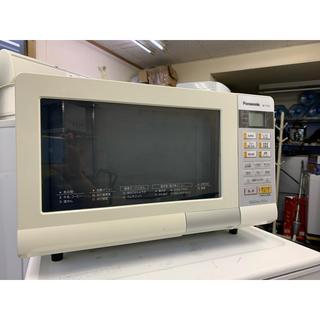 シャープ(SHARP)のPANASONIC オーブンレンジ NE-TY156-W 14年製(電子レンジ)
