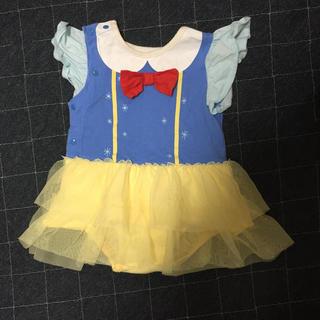 Disney - プリンセス ロンパース