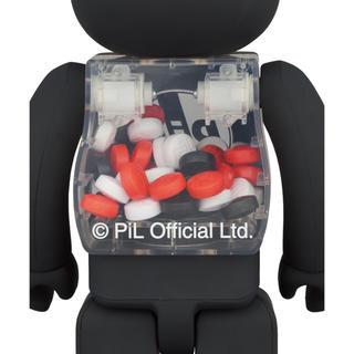 メディコムトイ(MEDICOM TOY)のBE@RBRICK PiL 400%(模型/プラモデル)