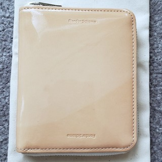 エンダースキーマ(Hender Scheme)のエンダースキーマ財布(折り財布)